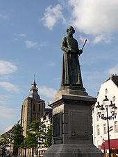 Standbeeld Jan Pieter Minckeleers