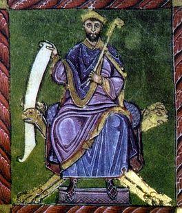 Miniatura de Fruela II el Leproso, rey de León.JPG