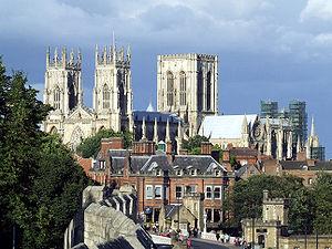 Panorámica de York.