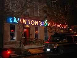 Minton's Playhouse à Harlem, décembre 2006