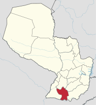 Misiones in Paraguay.svg