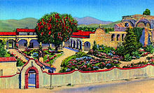 Mission San Juan Capistrano postcard 1920.jpg