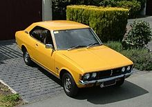 New Zealand-spec 1973 Mitsubishi Colt 16L
