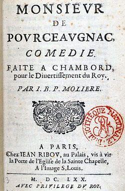 Page de couverture de l'ouvrage paru en 1670