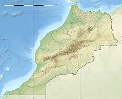 (Voir situation sur carte: Maroc)