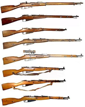 Image illustrative de l'article Mosin-Nagant