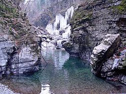 La Muota près de Ibach (Schwytz)