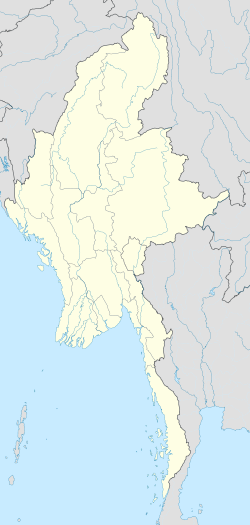 Nay Pyi Taw is located in Burma