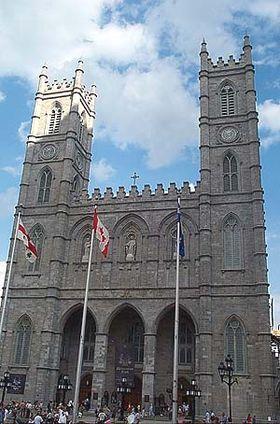 Image illustrative de l'article Basilique Notre-Dame de Montréal