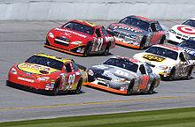 Portail de la NASCAR