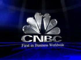 CNBC亞洲台新版LOGO(自2006.10.29啟用)