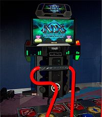 Pump It Up: NX (FX cabinet)