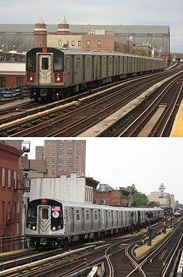 Image illustrative de l'article Métro de New York