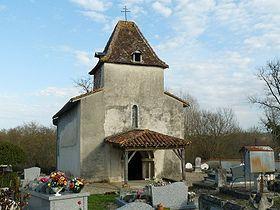 L'église de Nabinaud
