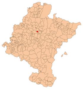Localisation de Orkoien
