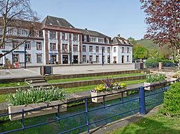 Le Falkensteinerbach à Niederbronn-les-Bains