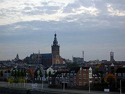 Nijmegen in de winter