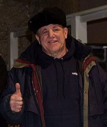 Nikolai Volkoff en 2008.