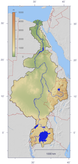 Cuenca del Nilo