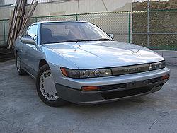S13 Silvia, K's model (CA18 revision)