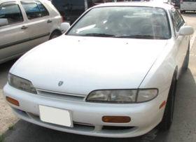 1993–1996 S14 (Zenki)