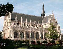 Église Notre-Dame du Sablon de Bruxelles