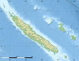(Voir situation sur carte: Nouvelle-Calédonie)