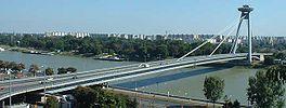 Nový Most-brug