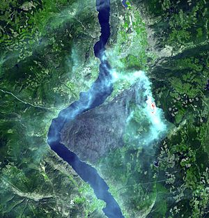 2003 Okanagan Mountain Park Fire