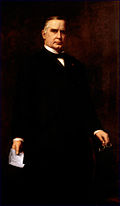William McKinley, 25th President of the United States