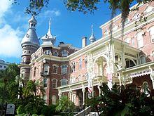 Photo du Tampa Bay Hotel.