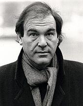 Le réalisateur Oliver Stone