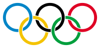 Logo van de Olympische Spelen