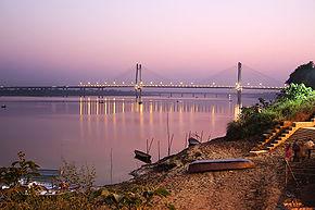 Le Yamuna Bridge