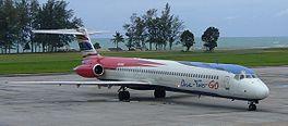 Image illustrative de l'article Vol 269 One-Two-Go Airlines