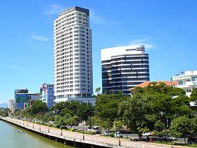 One view of Bach Dang street, Da Nang, Vietnam - Indochina Riverside.jpg