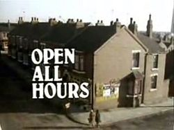Open All Hours title card.jpg