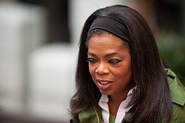 Winfrey in 2009