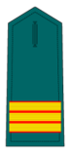 Divisa de sargento