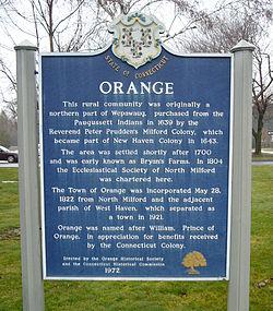 Orange CT historic marker.jpg