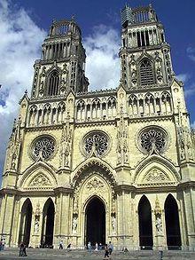 Image illustrative de l'article Cathédrale Sainte-Croix d'Orléans
