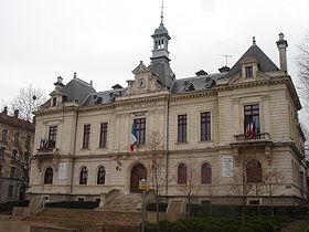 L'hôtel de ville (Jean Clapot 1903)