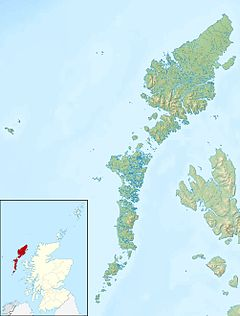 South Uist is located in Outer Hebrides