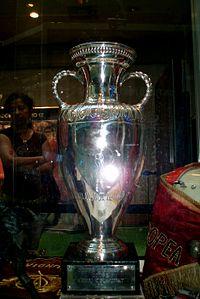 Trofeo de la competición de 1964.