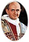 Paulus VI in 1967