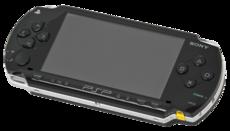 Piano Black PSP-1000