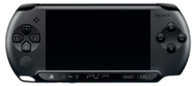 Matte Black PSP-E1000