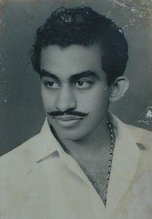 Padmarajan during his early days.JPG
