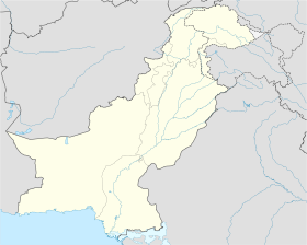Jhang is located in Pakistan