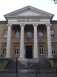 Palais de justice de Brive-la-Gaillarde, France.JPG